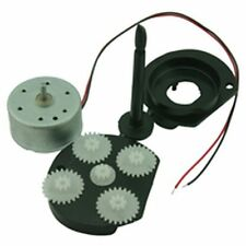 Solar Motor Drive with Gearbox