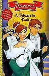 A Princess in Paris (Extra Smart Pages) Golden Books Hardcover