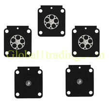 5x Carburetor Metering Diaphragm For STIHL BR500 BR550 BR600 FS130R Trimmer
