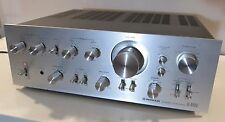 PIONEER SA-9500II INTEGRATED AMPLIFIER WORKS PERFECT A+ CONDITION *SERVICED*