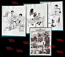 Norman Rockwell. Canvas Prints. Quality reproductions by Mainstreet Inc.