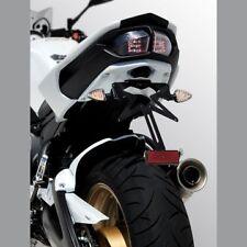 Support de plaque + éclairage ERMAX Yamaha  FZ 8  10-14  2010/2014 Brut