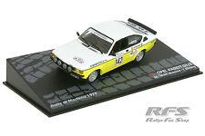 Opel Kadett GT/E - Miki Biasion - Rallye di Modena 1979 - 1:43 AL 1979-RdM-142i