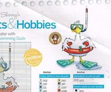 MARGARET SHERRY SPORTS & HOBBIES X 3 CHART ONLY