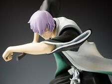 Bleach 1/6 3rd Div Captain Ichimaru Gin Resin Statue Fighting Ver.  New