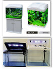 15L/33L/70L/90L Aquarium Nano Fish Tank Tropical Coldwater LED Light