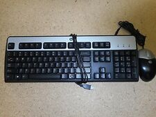 Genuine HP Keyboard and Mouse (Combo)