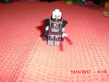 Lego Star Wars Figur   aus Set 9500,  The Old Republic, Sith Lord Darth Malgus