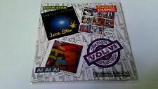 "CD SINGLE ""OBJETIVOS VOL VI"" 16 TRACKS LONE STAR DANIEL Y LA QUARTET BAND AI AI"