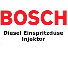 NISSAN UD BOSCH Diesel Einspritzdüse Düsenstock Injektor 9432610073