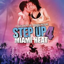 STEP UP MIAMI HEAT  CD SOUNDTRACK TIMBALAND JENNIFER LOPEZ  FERGIE  M.I.A. NEU