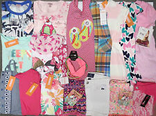 NWT Girls Summer Clothes Lot 6 6x Gymboree Juicy Disney Gap Dresses Outfits Sets