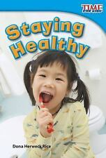 Staying Healthy TIME FOR KIDS Nonfiction Readers