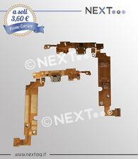 FLAT FLEX CON CONNETTORE RICARICA + MICROFONO LG E610 OPTIMUS L5
