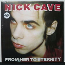 NICK CAVE & THE BAD SEEDS 'From Her To Eternity' Vinyl LP + Download NEW SEALED
