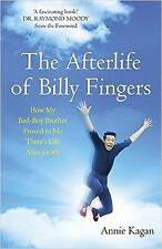 The Afterlife of Billy Fingers by Annie Kagan New Paperback Book