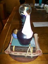 """Disney Tinker Bell """"You Can Fly"""" Snow Globe HTF BRAND NEW"""