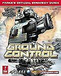 Ground Control (Prima's Official Strategy Guide)