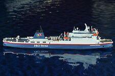 European Parthway  Hersteller Klabautermann 26a,1:1250 Schiffsmodell