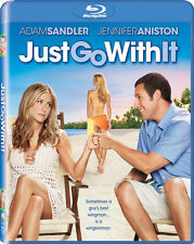 Just Go With It (2011, REGION A Blu-ray New) BLU-RAY/WS