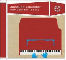 Play Bach - No.1 & 2 - Jacques Loussier