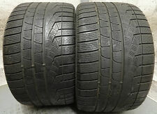 2 x PIRELLI 295/30 R19 100V 5,1 mm Sottozero W240 S2 N1 DOT2908 Winterreifen TOP