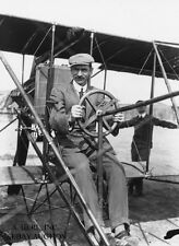 Early Curtiss Airplane Glenn Curtiss American aviation pioneer legend motorcycle