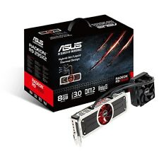 ASUS R9295X2-8GD5 graphics card 2 GPUs - Radeon R9 295X2  8GB 4K BEAST!!!