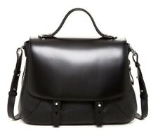 Mackage 'Caley' Leather Satchel Crossbody Handbag, Black. New. Rare. Great Deal!