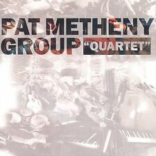 "PAT METHENY GROUP ""QUARTET"" CD"