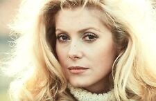 CATHERINE DENEUVE ANNEES 1970 PHOTO ARGENTIQUE N°2 COLLECTION CINEMAGENCE