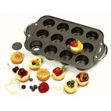 NORPRO NONSTICK MINI CHEESECAKE PAN Cake Tin Baking Tray WITH HANDLES NP3919 N