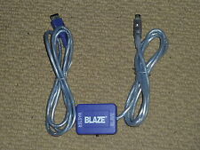 NINTENDO GAMEBOY ADVANCE & SP 2 PLAYER LINK CABLE LEAD MULTIPLAYER ADAPTER NEW!