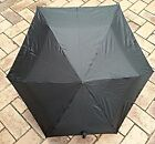 Mini Black Sun/Rain/Snow Folding Umbrella UV Protection