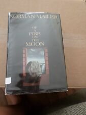 Of a Fire on the Moon by Norman Mailer. Second printing. Published 1969