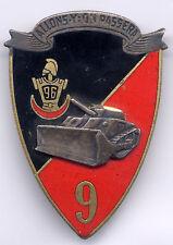 INSIGNE DU GENIE - 9° Régiment du Génie - Drago Paris