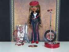 Collectible Bratz Doll Rock Angelz Sasha Ultra Rare Doll  More In Our Store!!