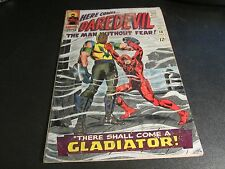 ORIGINAL DAREDEVIL #18 1ST APPEARANCE GLADIATOR NEW SHOW COMING!!!