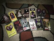 Living Dead Dolls BEETLEJUICE JASON FREDDY LEATHERFACE SAW CHILDS PLAY LOT OF 13