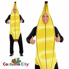 Adults Unisex Going Bananas Banana Stag Hen Night Fancy Dress Party Costume