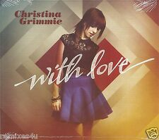 "Christina Grimmie ""With Love"" rare 11-track CD album - BRAND NEW // The Voice"