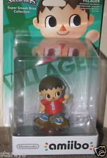 SUPER SMASH BROS VILLAGER NO. 9 AMIIBO **BNIB** AVAILABLE NOW