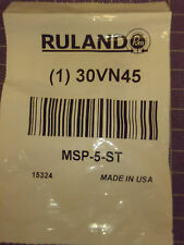 RULAND MANUFACTURING, MSP-5-ST, 316 Stainless Steel Shaft Collar !82C!