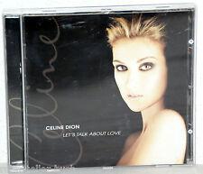 CD CELINE DION - Let´s Talk About Love