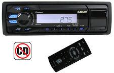 Sony DSX-M50BT MP3/USB In-Dash Marine Digital Media Receiver Bluetooth DSXM50BT