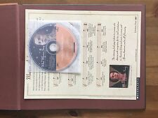 When Marian Sang: The True Recital of Marian Anderson. Signed by the Illustrator