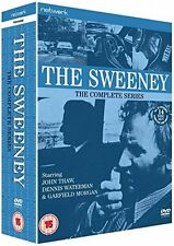 The Sweeney . The Complete Series . Season 1 2 3 4 . 14 DVD . NEU . OVP
