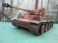 GERMAN  TIGER 81   1/16 SCALE R-T-R BOXED