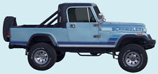 Jeep Decal Kit - 1983-84 Jeep Scrambler