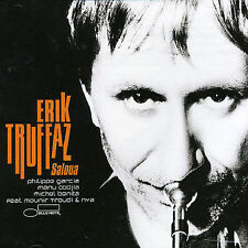 Saloua by Erik Truffaz (CD, Jan-2005, Blue Note) New